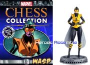 Marvel Chess Collection #21 Wasp Eaglemoss Publications